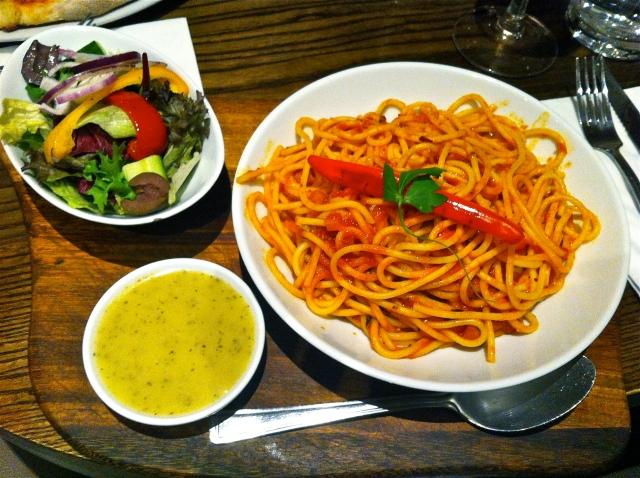 普雷泽vegan pasta