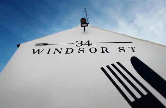 素食品尝菜单34 Windsor St Burbing