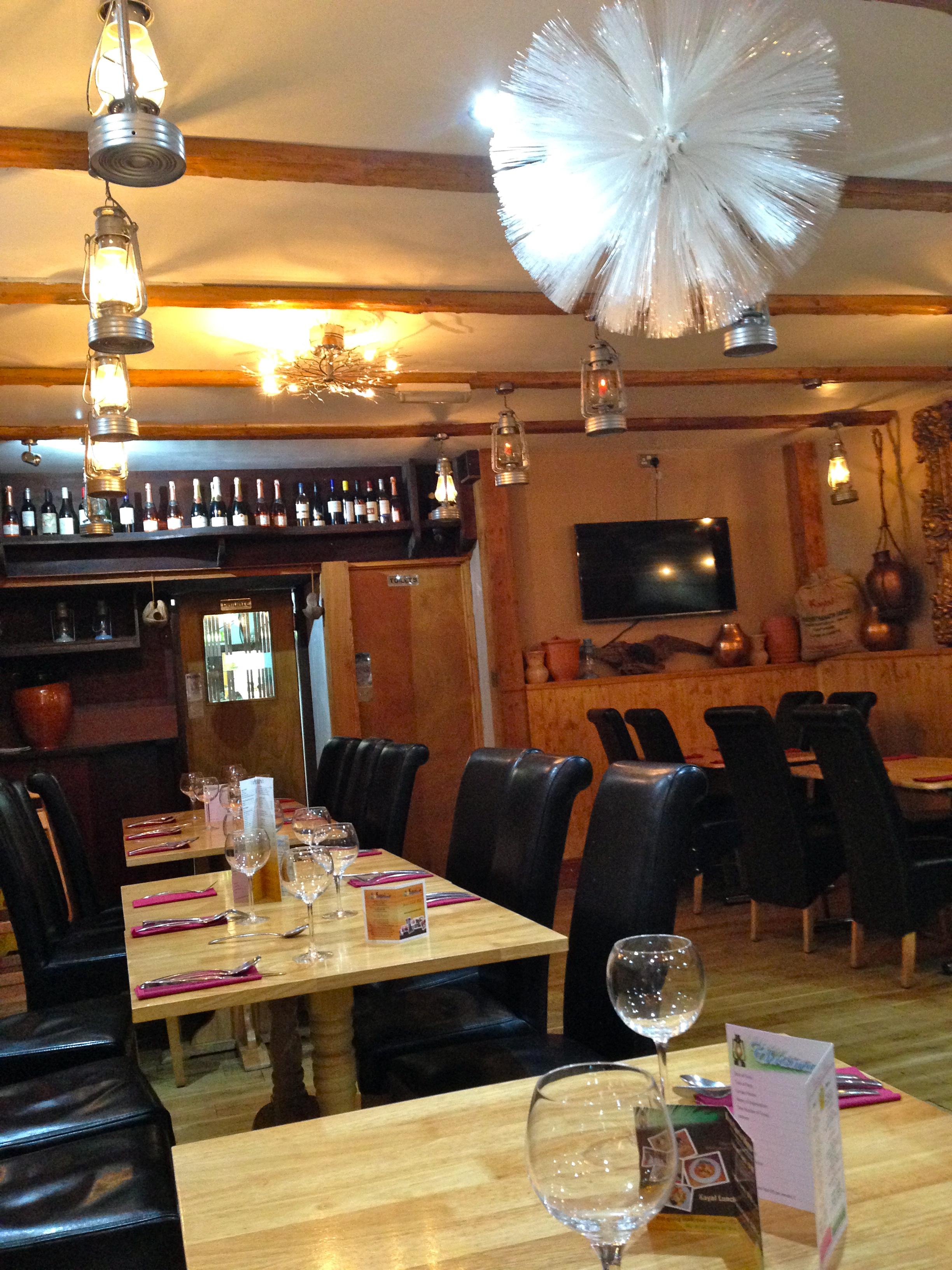 Kayal Restaurant Leicester Menu