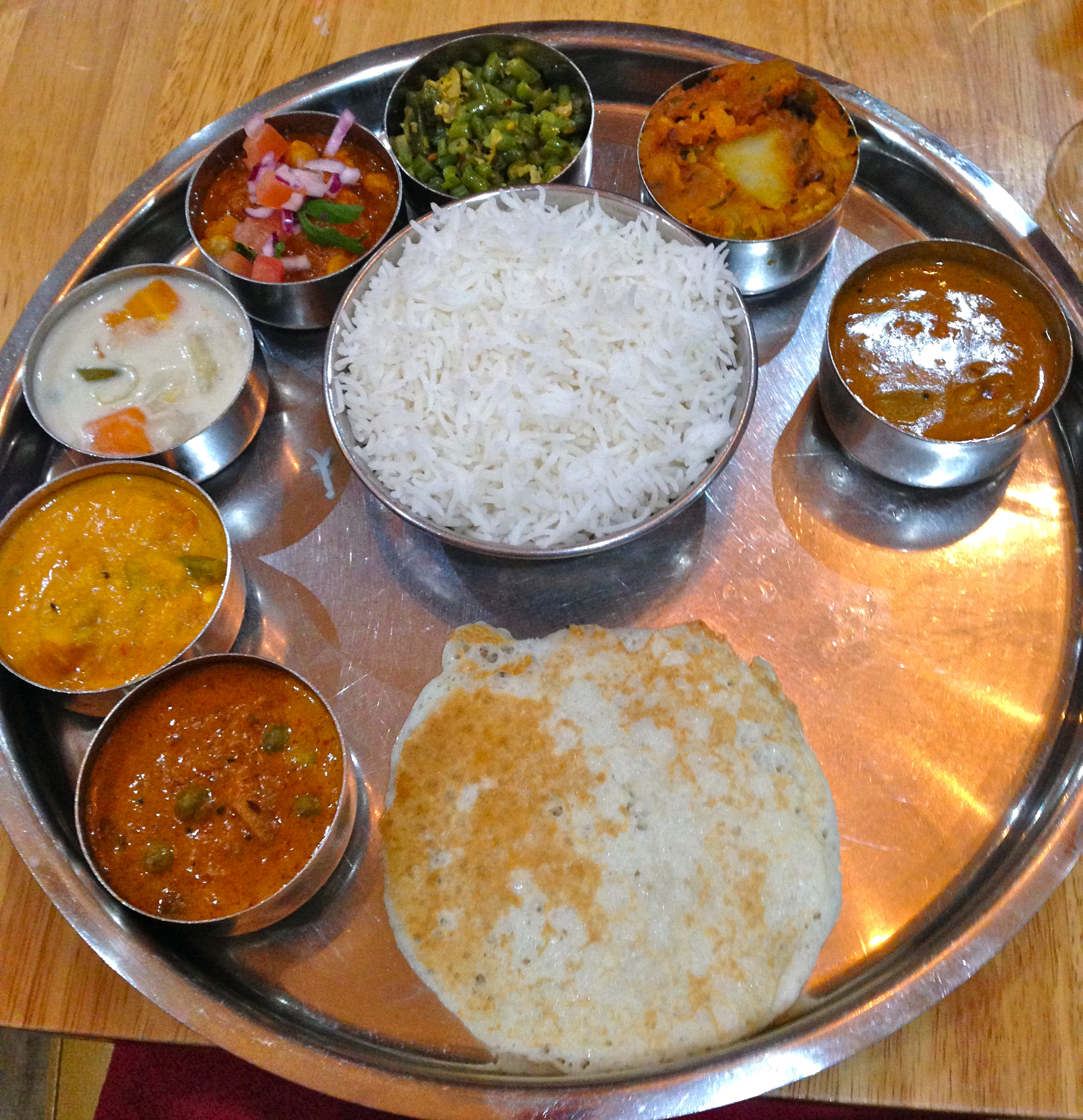 Vegan south indian food leicester veggie - Different indian cuisines ...