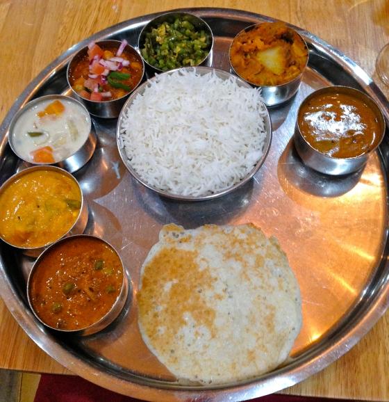 Kayal Leicester vegan Indian