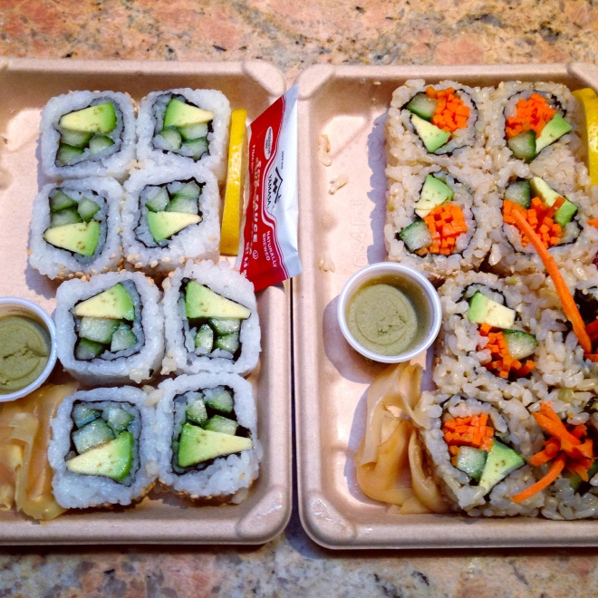wholefoods vegan sushi