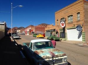 historic Lowell Arizona