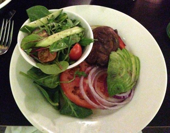 Byron Burger Leicester vegan